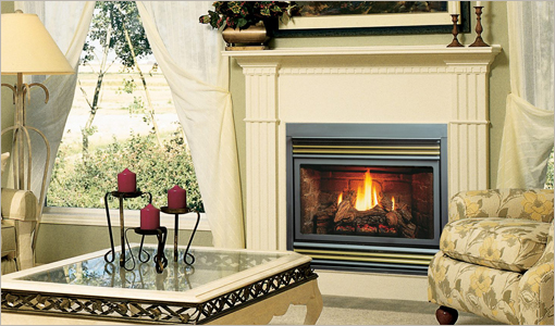 Vented Gas Fireplaces