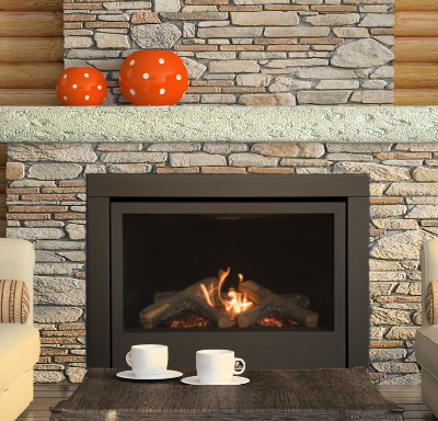 Savannah Noble 36 Limited Series Gas Fireplace 400x384