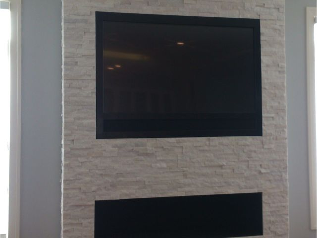 gas fireplace without mantle wondering how to mount a tv over a fireplace without a mantel we of gas fireplace without mantle