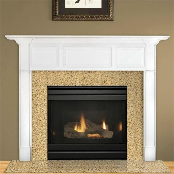 Gas Fireplace Mantel Unique Belair Fireplace Mantel From Heat