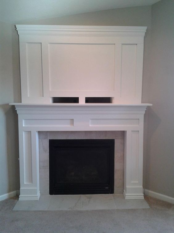 Gas Fireplace Remodel Unique Diy Fireplace Makeover Home