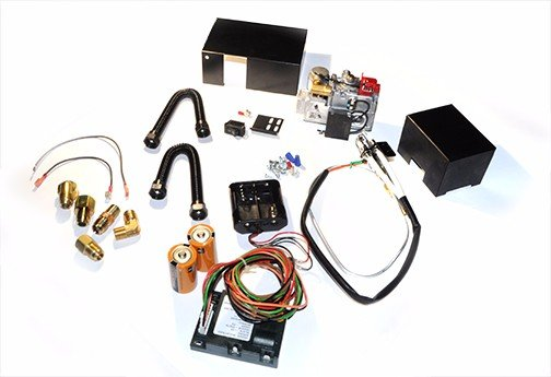 electronic ignition valve kits repair f