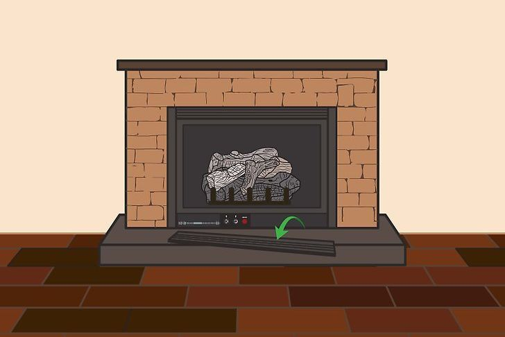 Gas Fireplace Valve Awesome 3 Ways to Light A Gas Fireplace