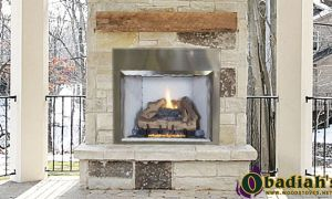 30 Awesome Gas Fireplace Venting