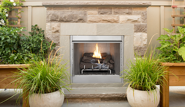 Gas Log Fireplace Kit Lovely Vre4200 Gas Fireplaces