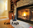 Gas Logs for Fireplace Unique It S Chilly East to Install Gas Logs Can Warm Up Your Home