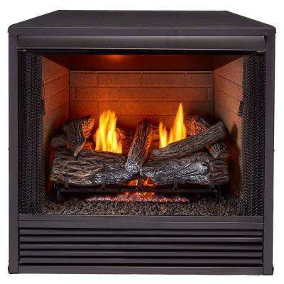 pro gas fireplace inserts pc32vfc 64 400 pressed