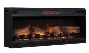 19 Luxury Glass Door Fireplace Insert