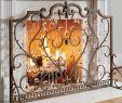 Glass Fireplace Screens Elegant Louviere Fireplace Screen In 2019