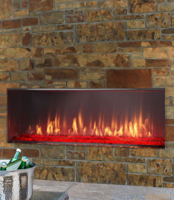 Glass Gas Fireplace Inserts Lovely Majestic 51 Inch Outdoor Gas Fireplace Lanai