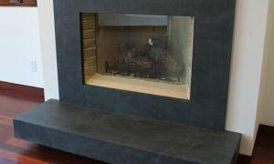 15 Beautiful Granite Fireplace Hearth