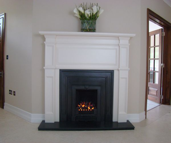 Granite Fireplace Surround Lovely Bespoke Wooden Fireplace Surround Choice Of Timber Designed