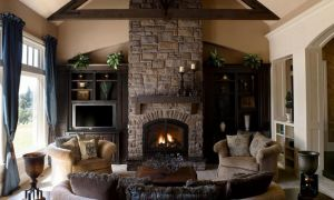 29 Inspirational Great Room Fireplace