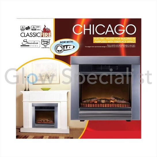 Heaters that Look Like Fireplace Inspirational Classic Fire Electric Heater Chicago