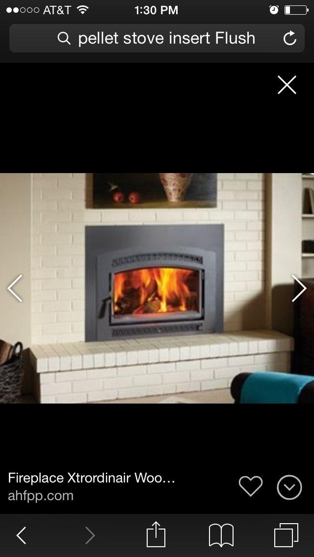 Heatilator Gas Fireplace Blower Beautiful Flush Pellet Insert Our Home