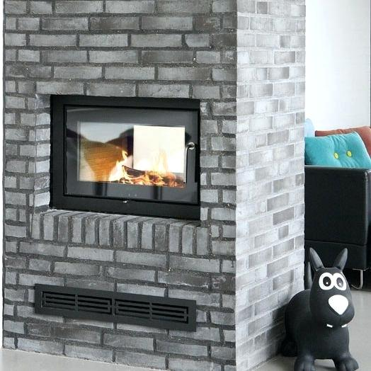 two sided wood burning fireplace insert double 3 glass stove heatilator