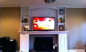 29 Elegant Hidden Tv Above Fireplace