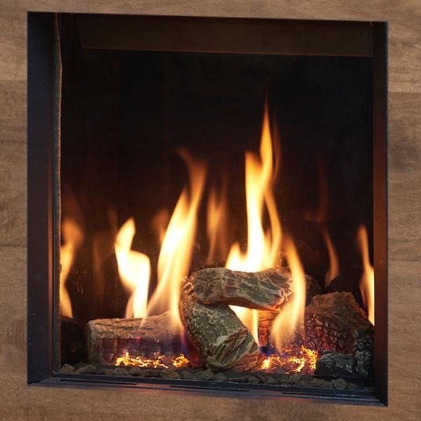 Gazco Riva2 400 Edge Gas Fire CU