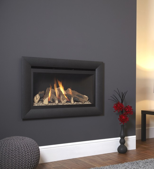 flavel hole in the wall gas fire high efficiency