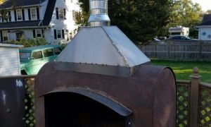 20 Inspirational Homemade Outdoor Fireplace