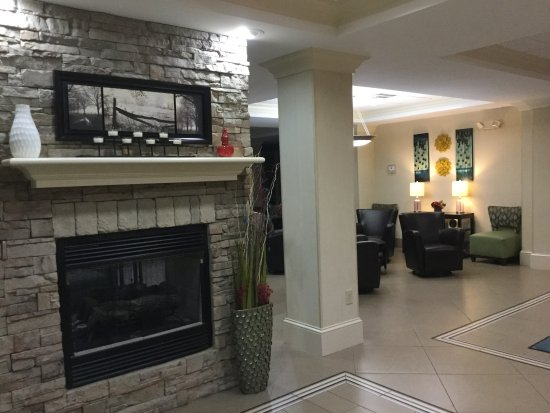 nice fireplace that is