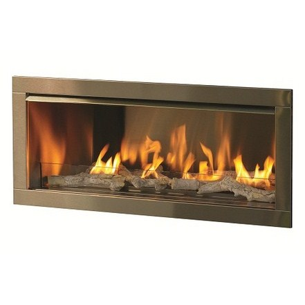 How Much is A Gas Fireplace Insert Unique the Fireplace Element Od 42 Insert with Fire Twigs