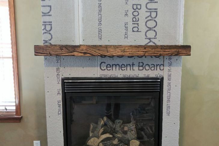 How to Build A Fireplace Mantel From Scratch Elegant How to Make A Distressed Fireplace Mantel