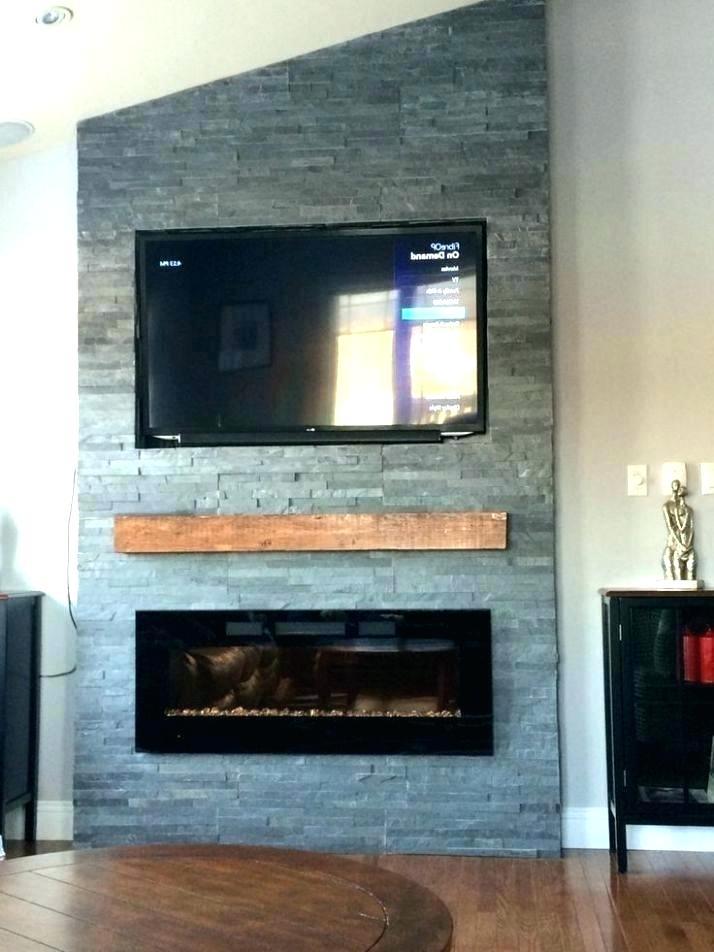 diy fireplace mantel shelf floating shelves how to build a on brick firep