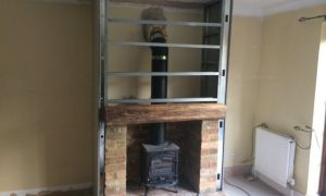 26 Awesome How to Build An Indoor Fireplace and Chimney