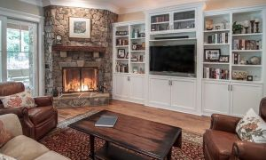 10 Elegant How to Decorate A Living Room with A Fireplace