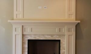 12 Best Of How to Hide Tv Wires Over Brick Fireplace