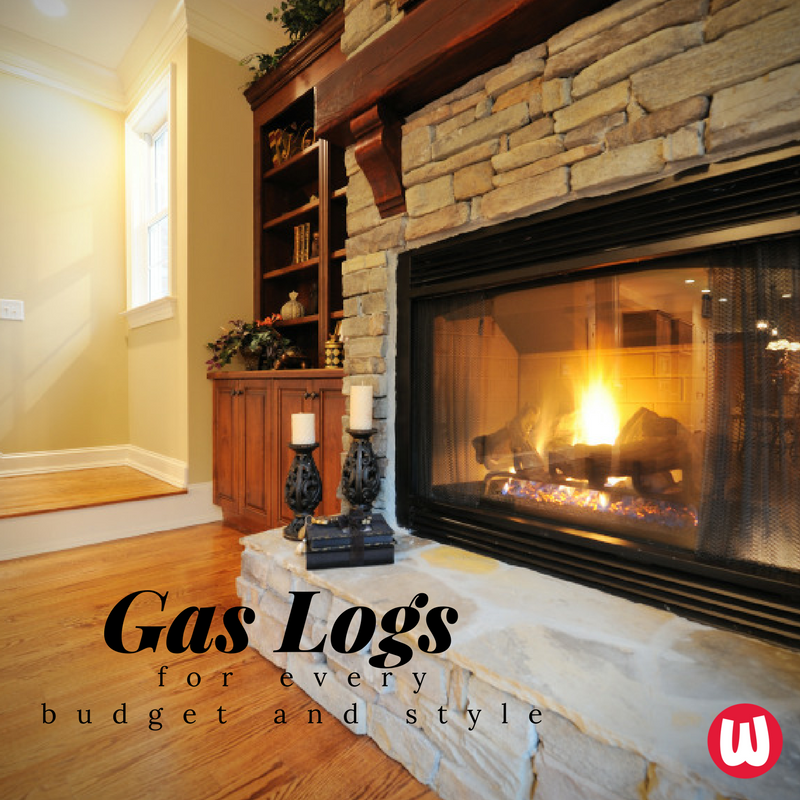 How to Install Gas Fireplace Logs Luxury It S Chilly East to Install Gas Logs Can Warm Up Your Home