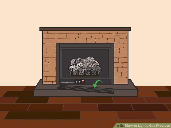 How to Light A Fireplace Fresh 3 Ways to Light A Gas Fireplace