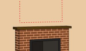 12 New How to Mount A Tv On A Brick Fireplace