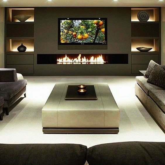 home entertainment centre