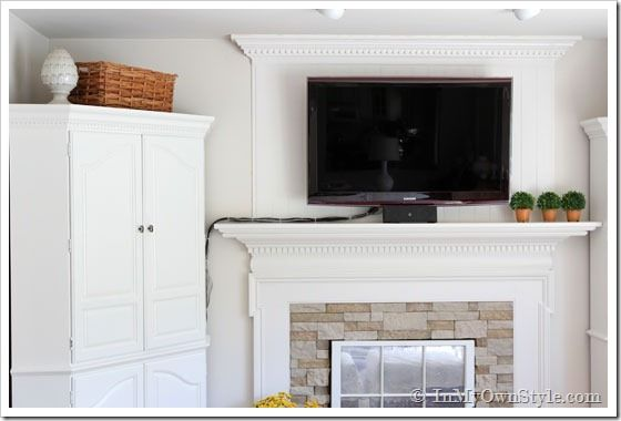 How to Mount A Tv Over A Fireplace Beautiful How to Hide Flat Screen Tv Cords and Wires