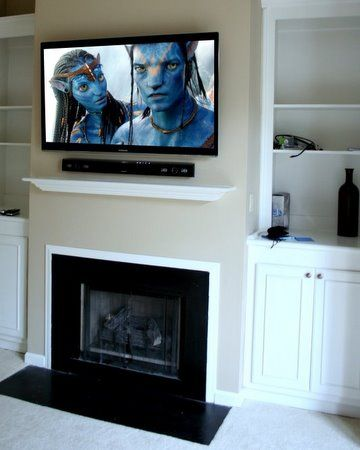 How to Mount A Tv Over A Fireplace Inspirational Installing Tv Above Fireplace Charming Fireplace