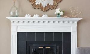 14 Elegant How to Paint Fireplace Tile