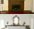How to Paint Stone Fireplace Luxury Paint Stone Fireplace Charming Fireplace