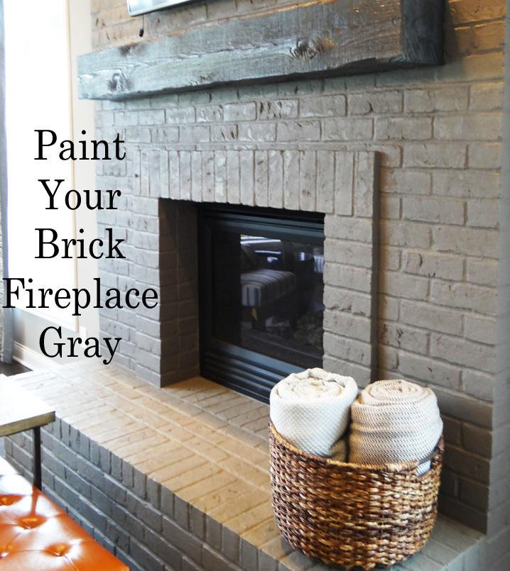 Brick Fireplace Makeover is the best brick mantel makeover is the best tile over brick fireplace is the best painting red brick fireplace