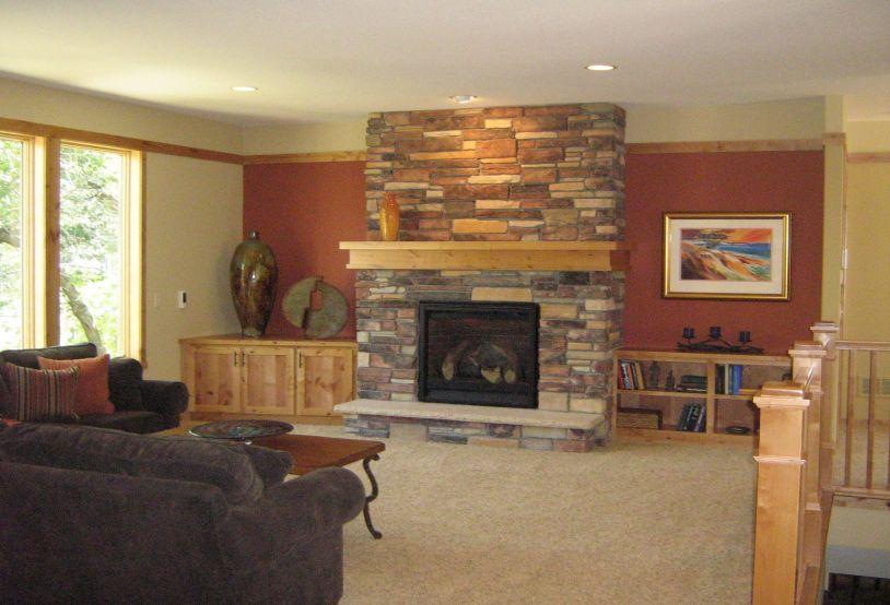 faux fireplace ideas 29 trendy decorative vases for fireplace mantels of faux fireplace ideas 814x554