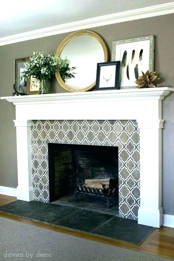fireplace stone tile tile fireplace hearth stunning also love the large round mirror and porcelain white od tile fireplace fireplace stone tile ideas fireplace stone tile near me