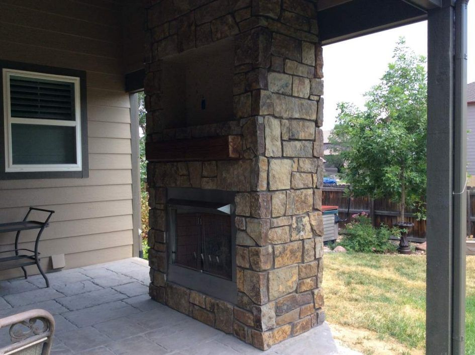Ihp Fireplace New Furniture Unfinished Outdoor Gas Fireplace with Tv