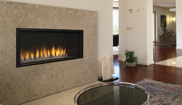superior 43 linear direct vent single sided or see thru fireplace natural gas wre3036rh 56