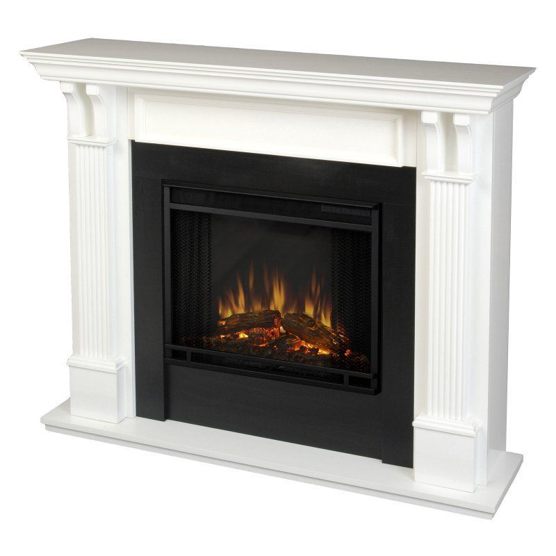 Indoor Electric Fireplace Awesome Real Flame ashley Indoor Electric Fireplace White