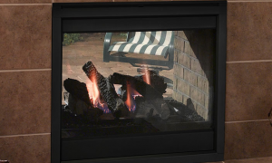 28 Lovely Indoor Outdoor See Through Gas Fireplace