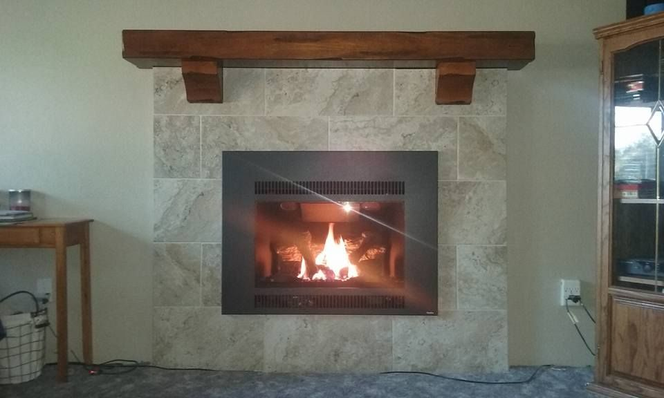 Install Fireplace Inserts Unique Another Happy Customer Gorgeous Insert Install From Custom