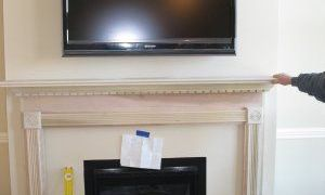 26 Best Of Install Fireplace Mantle