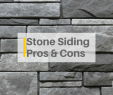 Install Stacked Stone Fireplace Elegant Stone Siding and Stone Veneer Siding Pros and Cons