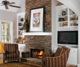 Install Stacked Stone Fireplace New Pin On Fireplaces